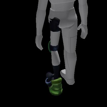 Kroma Blitz - Left Leg