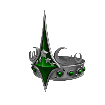 roblox crown hat