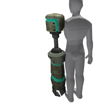 Noob Attack - Mech Mobility - Left Arm