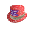 2013 New Year's Top Hat
