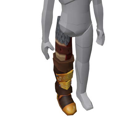 Knights of Redcliff: Paladin - Right Leg