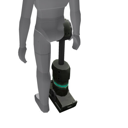 Noob Attack - Mech Mobility - Right Leg