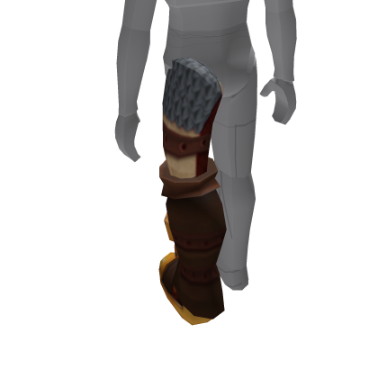 Knights of Redcliff: Paladin - Left Leg
