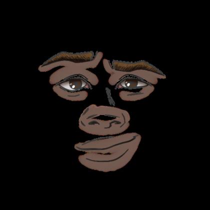 WWE - Xavier Woods Face