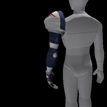 New England Patriots - Left Arm
