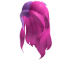 Pink and Purple Popstar Hair