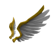 Gilded Wings of Glory