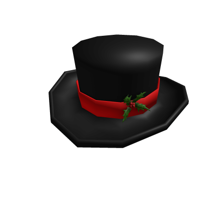 Holly Jolly Top Hat df64aa19512