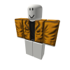 Jacket gold leather by 1blox