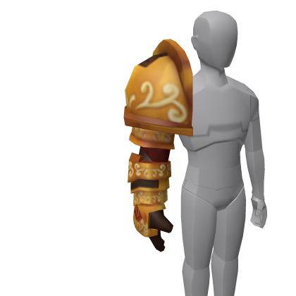 Knights of Redcliff: Paladin - Right Arm
