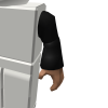 Ten Million Robux Man Left Arm